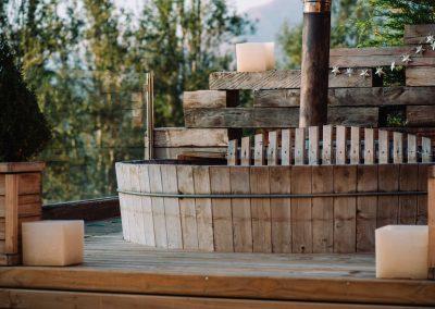 Hot Tub - Hotel Chalet Valluga
